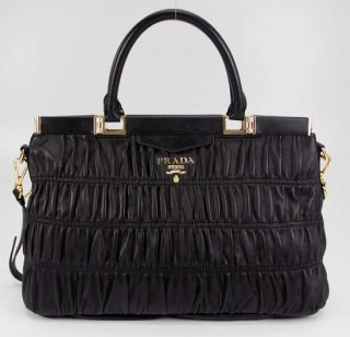 Prada Tote Black 80603 Bag