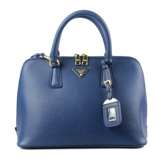 Prada Saffiano Royal Blue 0812 Bag