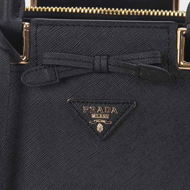 Prada Saffiano Black 2244 Bag